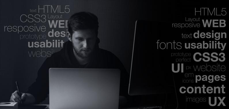 Karriere i webdesign