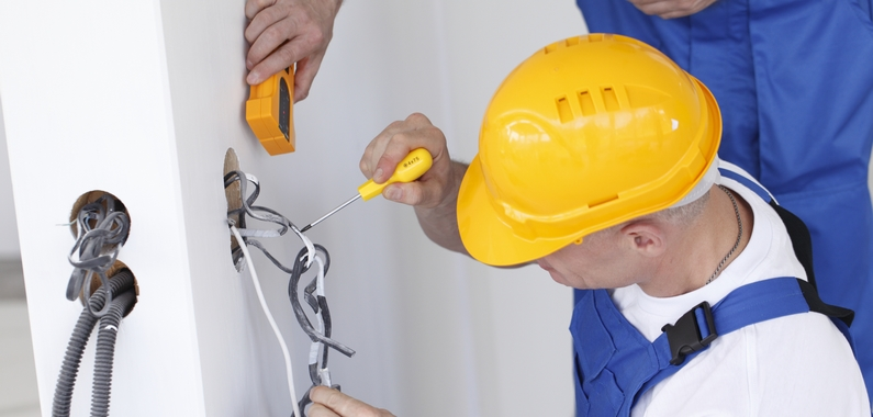 Karriere som elektriker