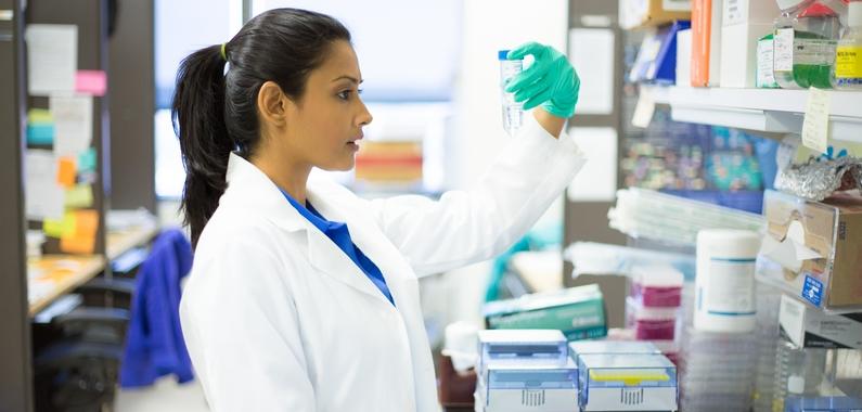 Karriere som farmaceut