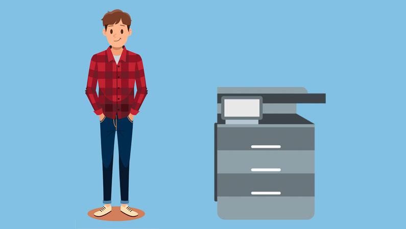 Bliv printoperatør og gør karriere i trykkeri- og fulfilment-branchen