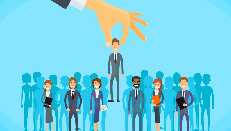 Vælg den rette kandidat til jobbet